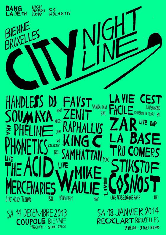 CITY NIGHT LINE web